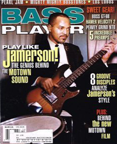 Bass Player Jamerson