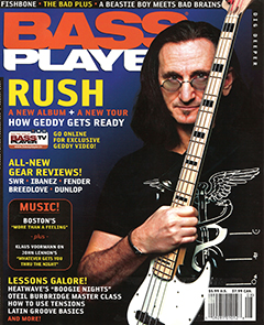 Bass Player 2 Rush