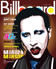 Billboard 3 Marilyn Manson
