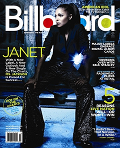 Billboard 6 Janet Jackson