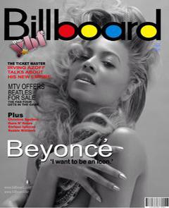 Billboard 8 Beyonce