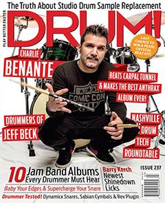 Drum Charlie Benante