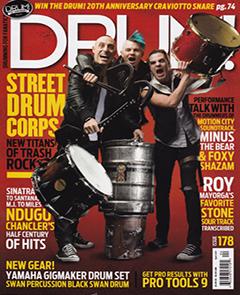 Drum 2 Street Drum Corps