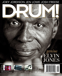 Drum 2004 Elvin Jones