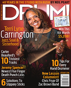 Drum 20042 Terri Lyne Carrington