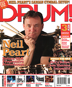 Drum 3 Neil Pert