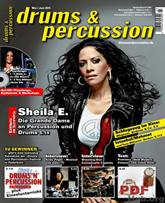 Drums & Percussion Sheila E