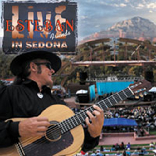 Esteban - Live in Sedona