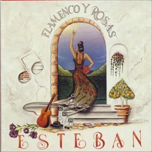 Esteban - Flamenco y Rosas