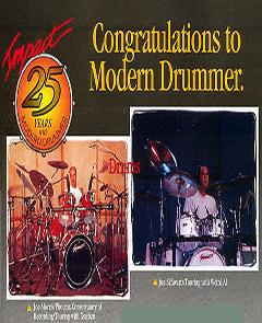 Impact Add Modern Drummer