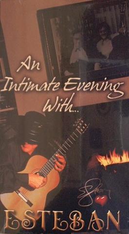 Esteban - An Intimate Evening With Esteban (VHS)