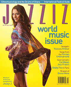 Jazziz World Music Issue