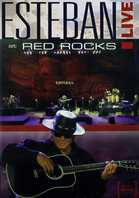 Esteban - Live at Red Rocks (DVD)