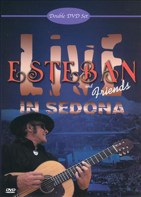 Esteban - Live in Sedona (DVD)