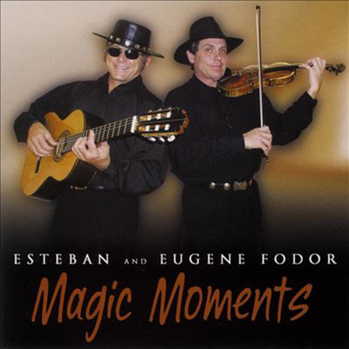 Esteban - Magic Moments