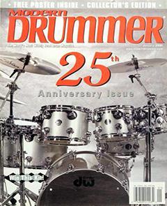 Modern Drummer 25th Anniversary