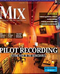 Mix 2 Pilot Recording