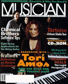 Musician Tori Amos