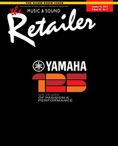 Music Sound Retailer Yamaha