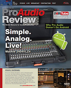 Pro Audio Review Simple Analog
