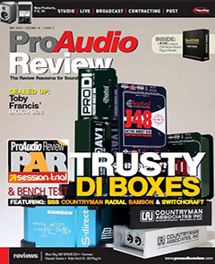 Pro Audio Review 2 DI Boxes