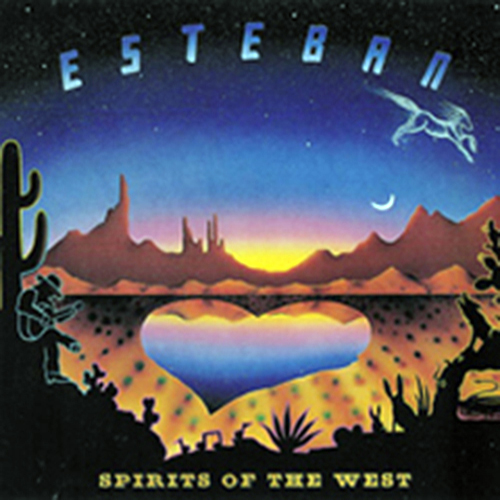 Esteban - Spirits of the West