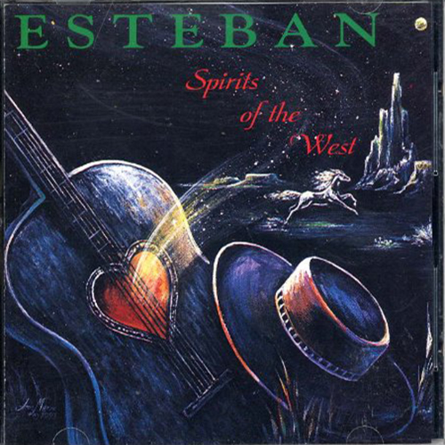 Esteban - Spirits of the West 2