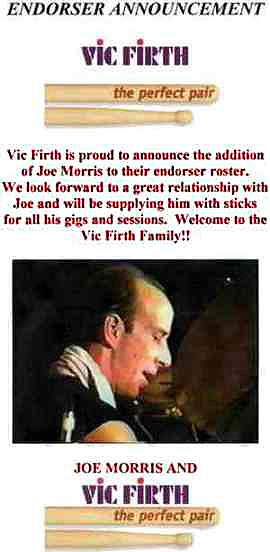 Vic Firth Ad 2