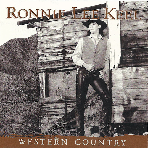 Ronnie Lee Keel - Western Country